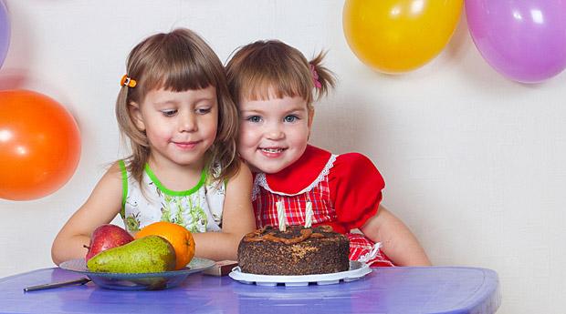 рецепты для детей торт
