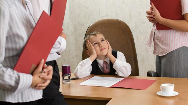 Как сделать ребёнка лидером