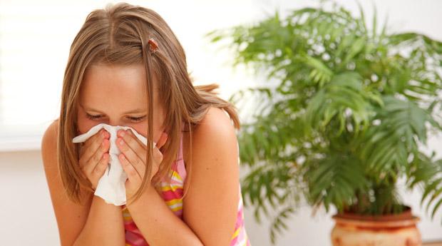 аллергия весенняя у детей